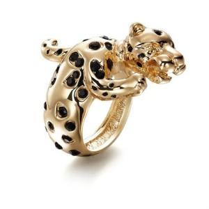 Кольцо «Леопард»